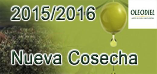 AOVE Nueva Cosecha 2015 2016