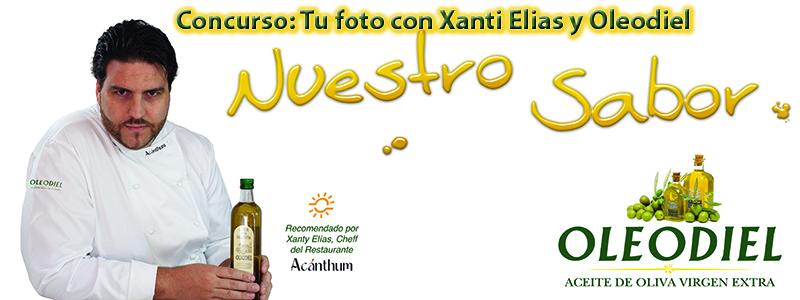 Concurso Tu foto con Xanti Elias y Oleodiel